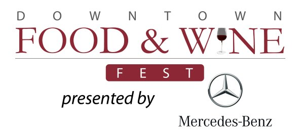 Downtown Food & Wine Fest March 31 to April 1 Lake Eola With Sponsor