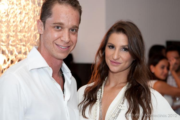 Cristiano Piquet and Nikki Nasher