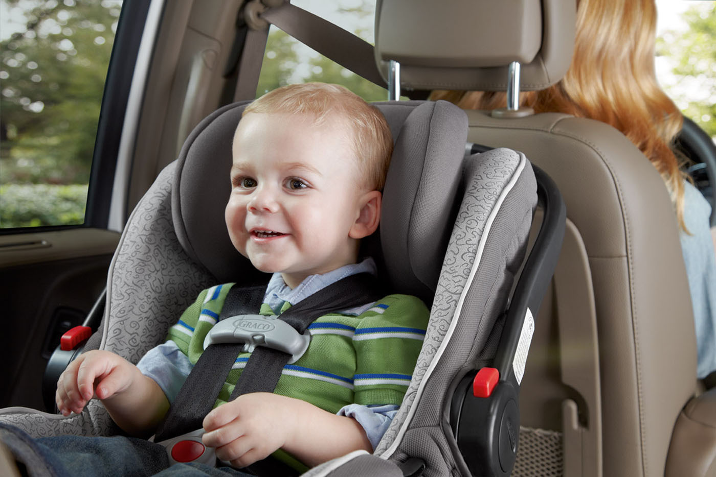 GracoR Introduces First Infant Car Seat
