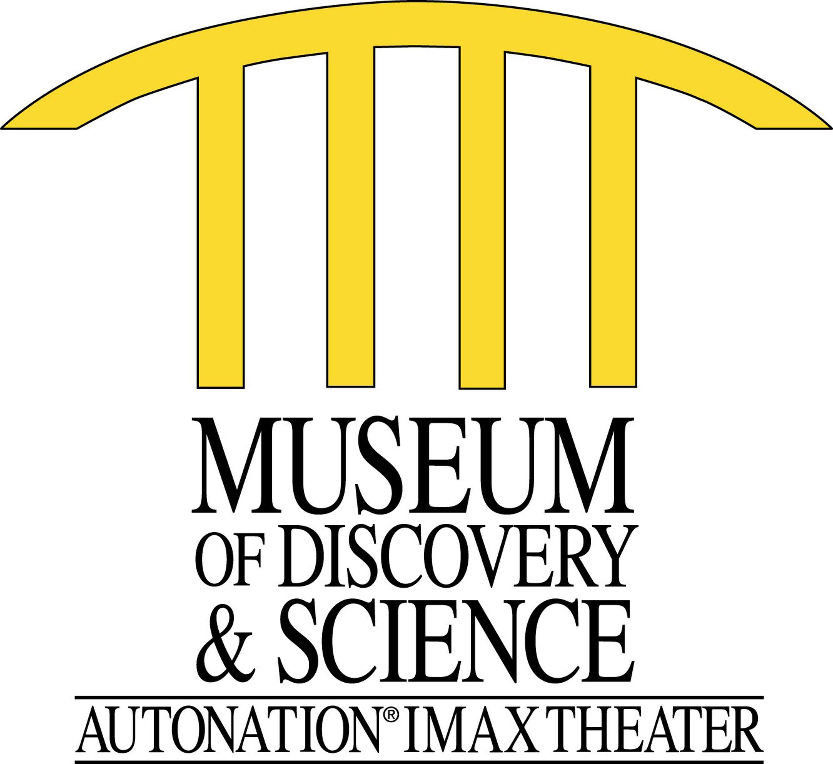 museum of discovery science logo the hotspotorlando. Black Bedroom Furniture Sets. Home Design Ideas