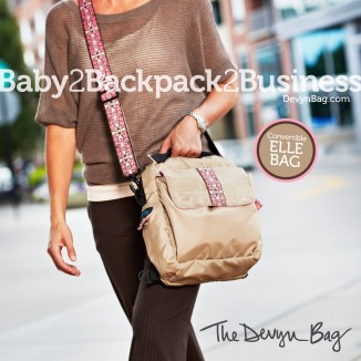 THE DEVYN BAG BABY ELLE BAG