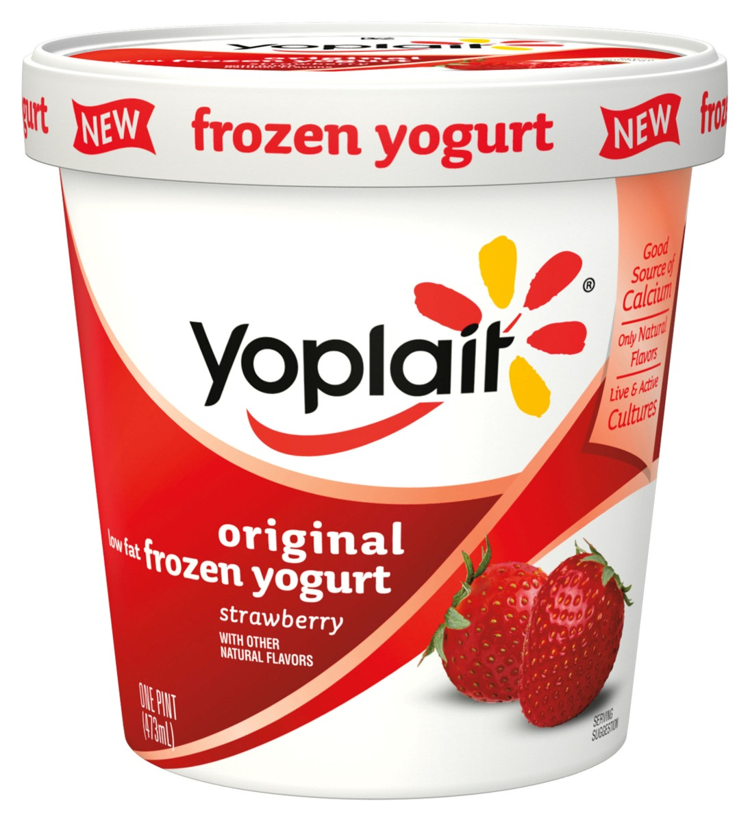 Go-GURT, also known as Yoplait Tubes in Canada and as Frubes in the United Kingdom, is an American brand of low-fat yogurt for children. It is squeezed out of a tube directly into the mouth, instead of being eaten with a spoon. It was introduced by General Mills licensed Yoplait in as the first yogurt made specifically for kids.