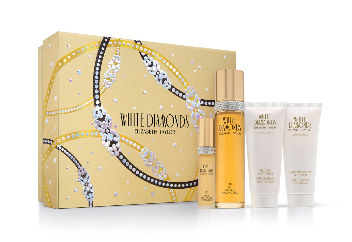 Taylor Gift: Scentsational White Diamonds Elizabeth Taylor Gifts