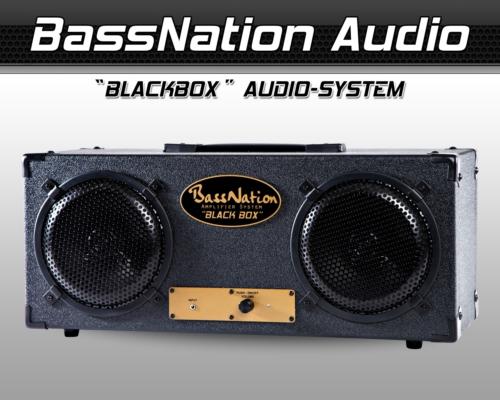 BASSNATION AUDIO BLACKBOX AUDIO
