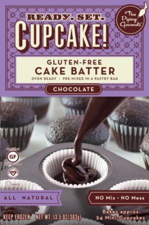 READY. SET. CUPCAKE! BY THE PIPING GOURMETS