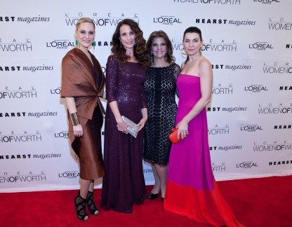 L'OREAL PARIS WOMEN OF WORTH AWARDS