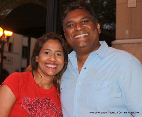 Rick Singh & his wife, new Orange County Property Appraisal.