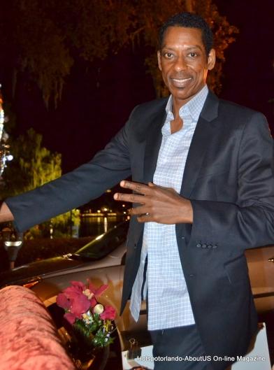 Actor Orlando Jones