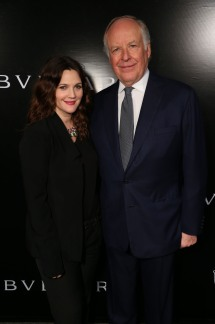 THE RODEO DRIVE COMMITTEE INDUCTS BULGARI