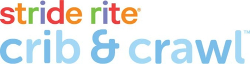 STRIDE RITE CHILDREN'S GROUP CRIB & CRAWL LOGO