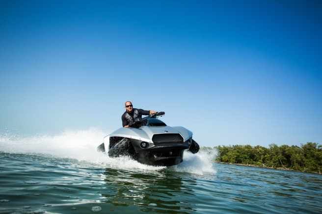 GIBBS SPORTS AMPHIBIANS, INC. QUADSKI