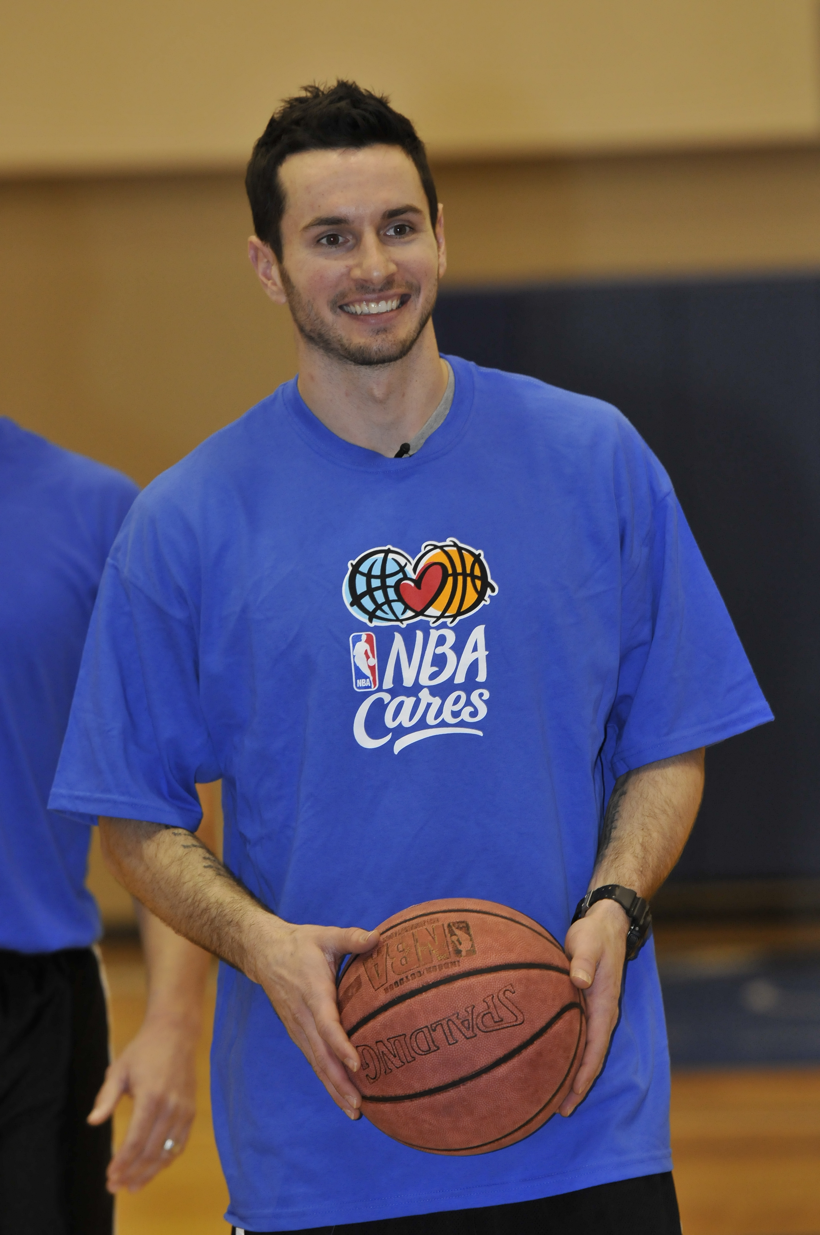 Orlando Magic's J.J. Redick Hosts a Basketball Camp for Big Brothers Big Sisters of Central ...
