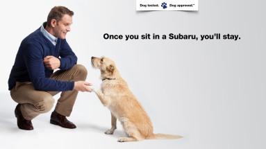 SUBARU OF AMERICA, INC. DOG TESTED