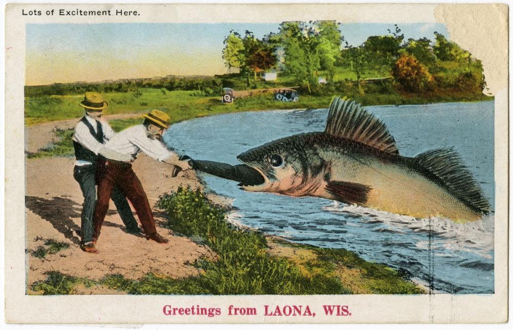 JOHN MICHAEL KOHLER ARTS CENTER  BIG FISH