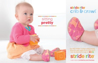 STRIDE RITE CHILDREN'S GROUP AD