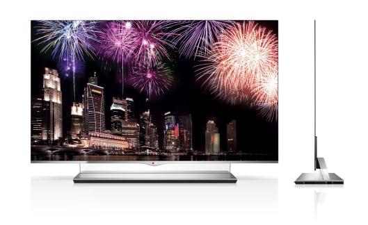 LG ELECTRONICS USA OLED TV
