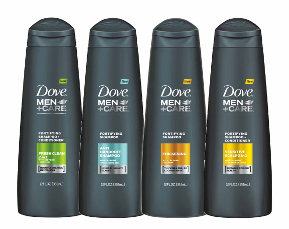 Dove 174 Men Care Tm Launches New Range Of Fortifying