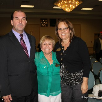 Nelson Freitas, Amy Litter, Lis R.Oliveira (CFBACC)