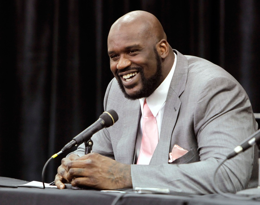 BLUEO4 SHAQUILLE O'NEAL