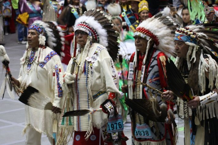 GATHERING OF NATIONS 30TH ANNUAL IN ALBUQUERQUE