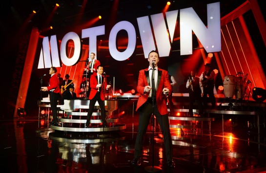 SMOKEY ROBINSON PRESENTS HUMAN NATURE: THE MOTOWN SHOW HUMAN NATURE