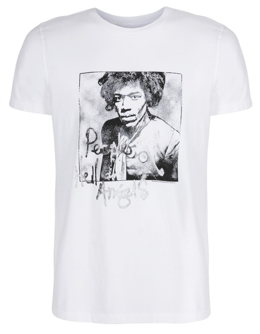 GAP INC. JIMI HENDRIX T-SHIRTS