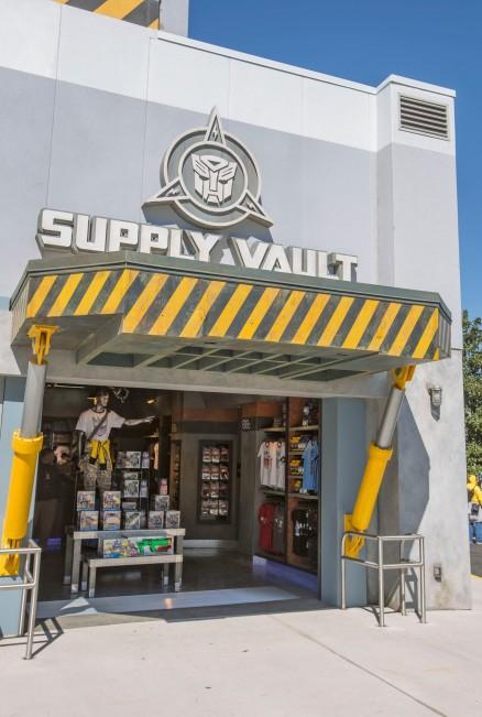 Supply Vault 1