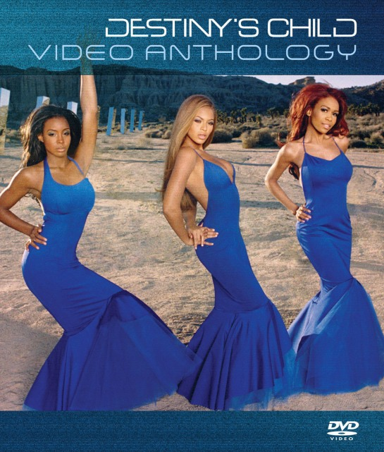 LEGACY RECORDINGS DESTINY'S CHILD VIDEO ANTHOLOGY