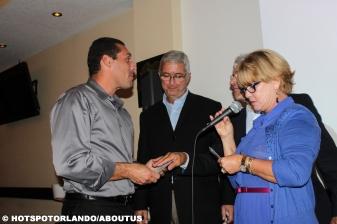Alexandre Rosa Marco Maranhao, Jo and Yara