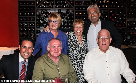 Alejandro, Pablo and Toninhofrom Perfumeland, Yara Amy and Jo Cavaignac