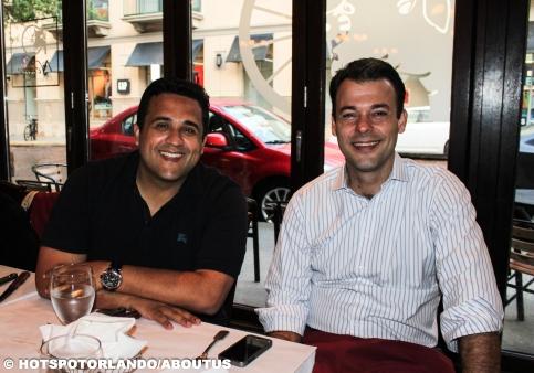 Marcio Teixeira-Quattro Realty Group -and friend
