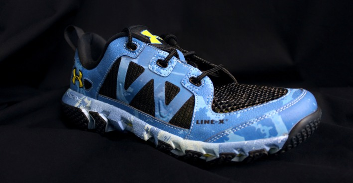 LINE-X PROTECTIVE COATINGS WATER SPIDER SHOE