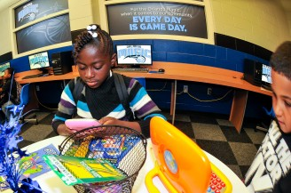 Orlando Magic Unveil 11th Reading and Learning Center in Central Florida