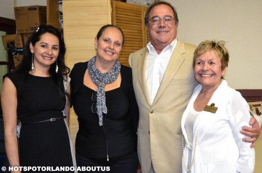 Rosemary Netto, Maida Manes, Piancastelli-IBA, Amy Litter