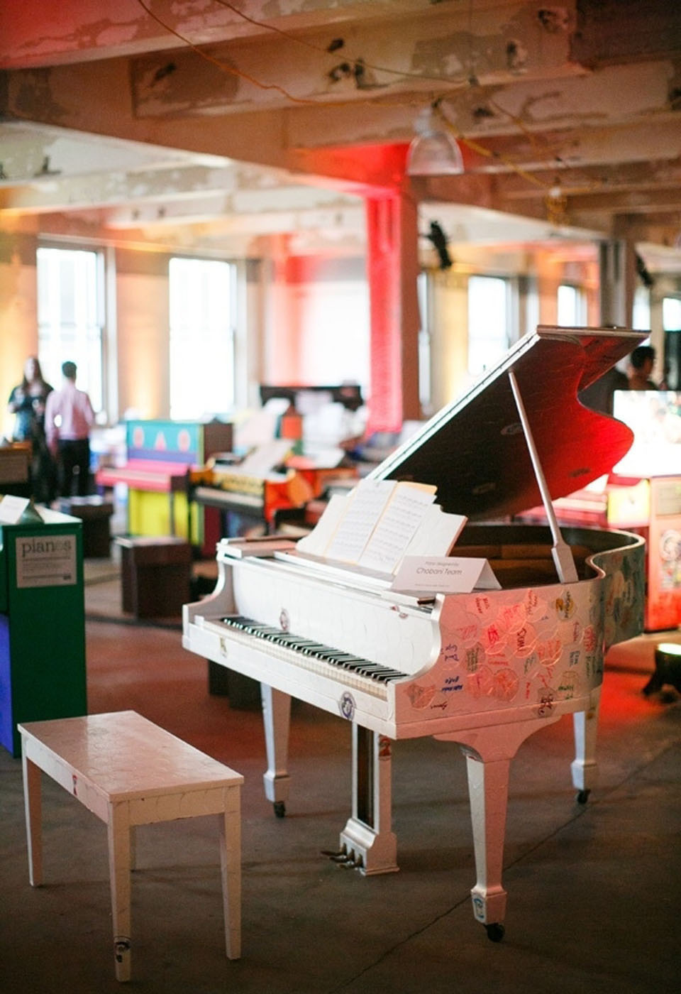 SING FOR HOPE PIANOS NYC
