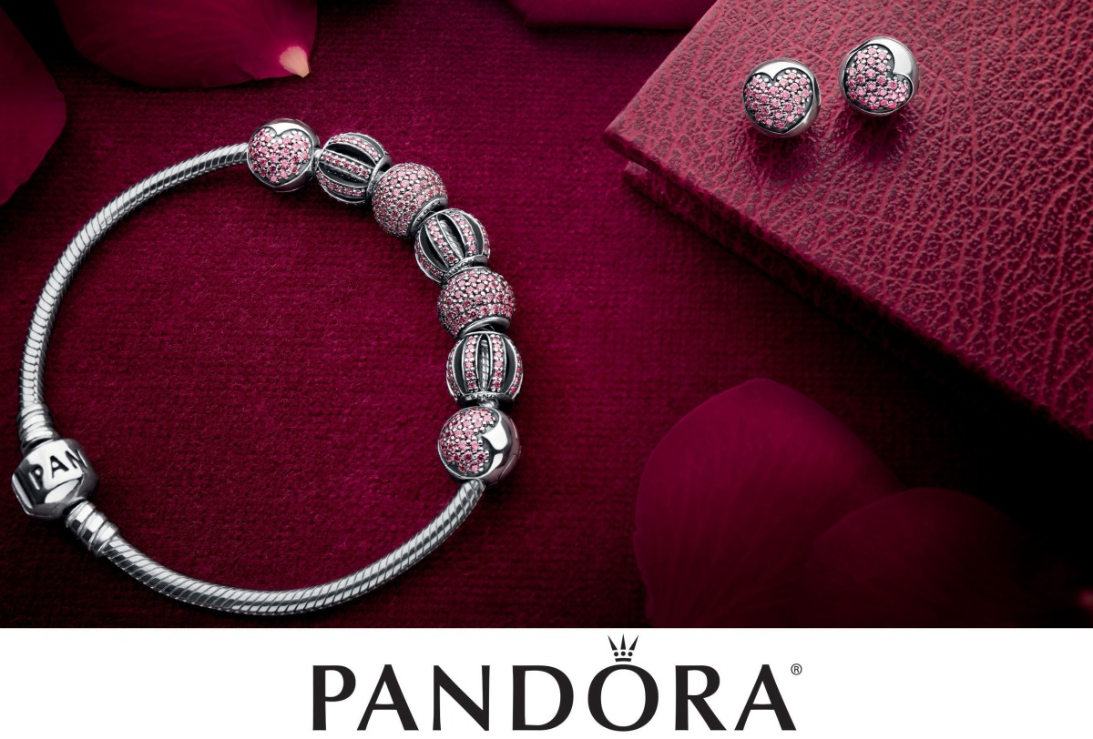 Pandora Introduces Dazzling Openwork Pave And Sparkling