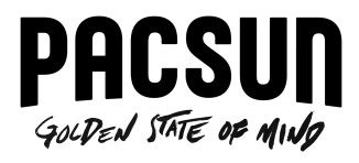 PACSUN GOLDEN STATE OF MIND LOGO