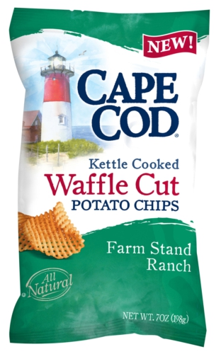 CAPE COD POTATO CHIPS FARM STAND RANCH