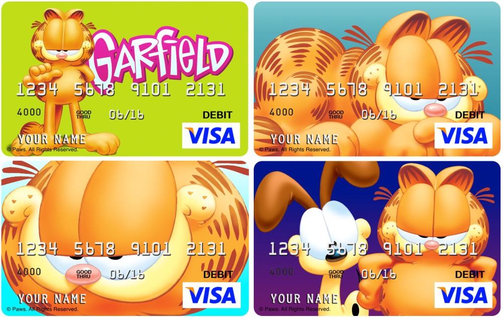 CARD.COM GARFIELD