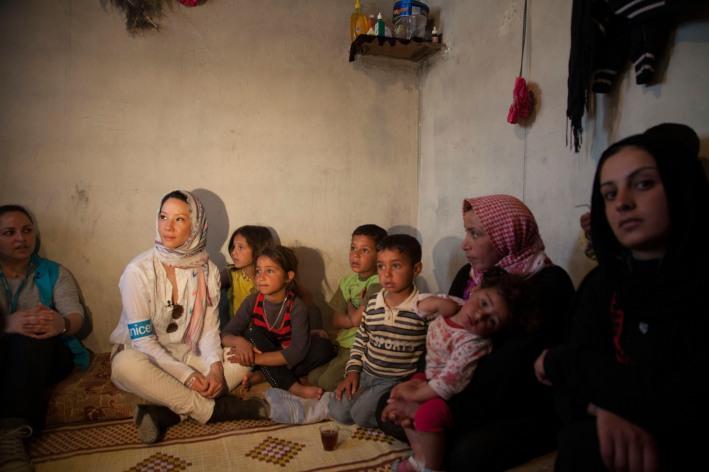 U.S. FUND FOR UNICEF LIU