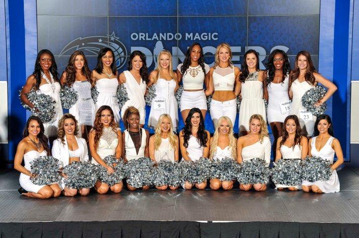 13-14 Orlando Magic Dancers