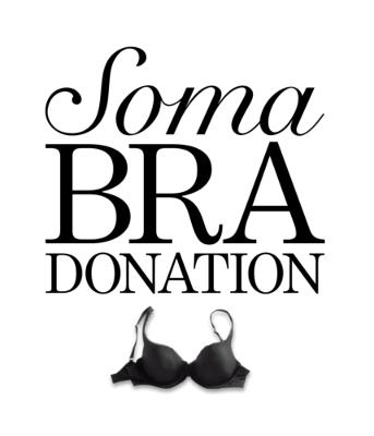SOMA INTIMATES BRA DONATION