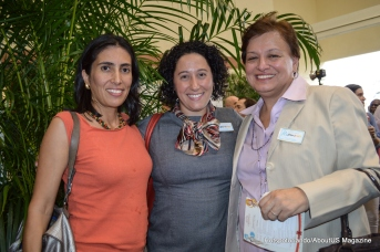 Monica Correa Bright House and members of the Kissiimmee Chamber of Commerce