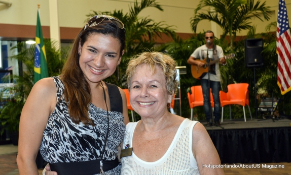 Gloria Puerto Entravision & Amy litter