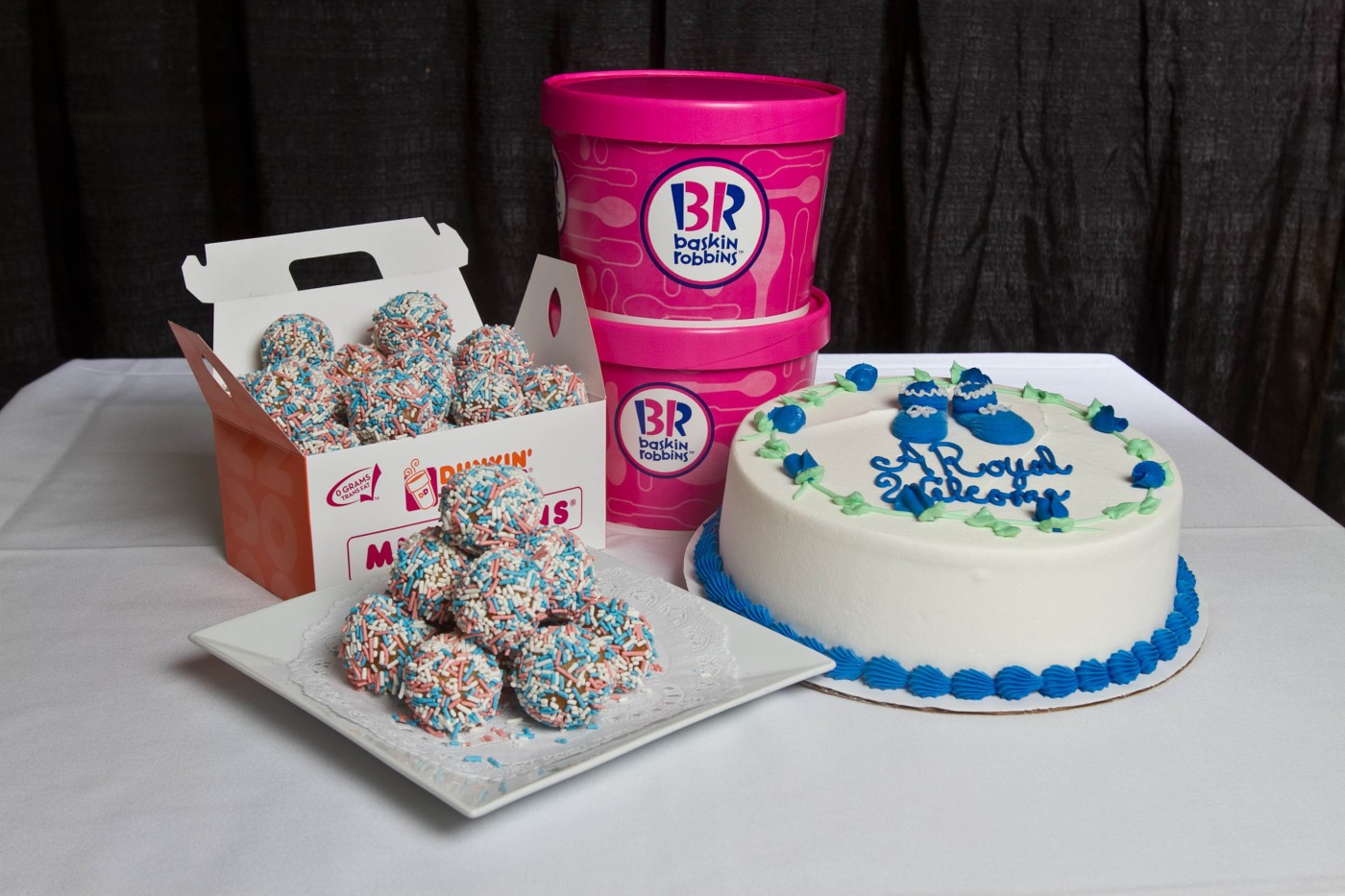 Dunkin Donuts And Baskin Robbins Present Sweet Treats To Welcome