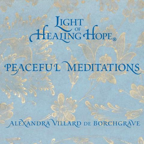 LIGHT OF HEALING HOPE FOUNDATION DVD COVER