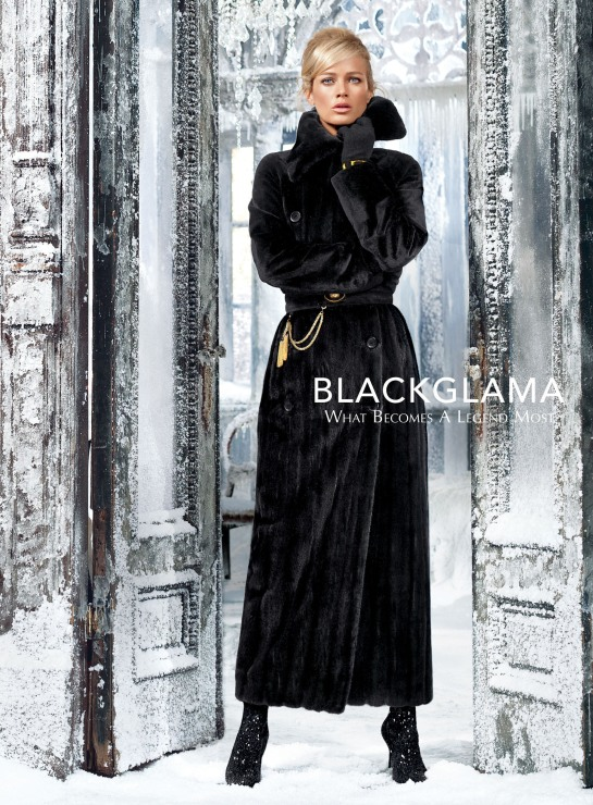 BLACKGLAMA FALL 2013 AD