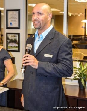 Puerto Rico Chamber of Commerce Executive Director Amilcar Cordova