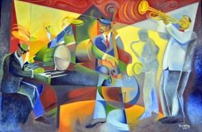 """Tony Velez """"Quintet"""""""