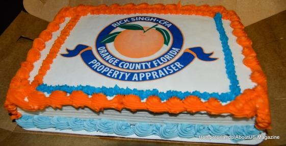 The Cake !